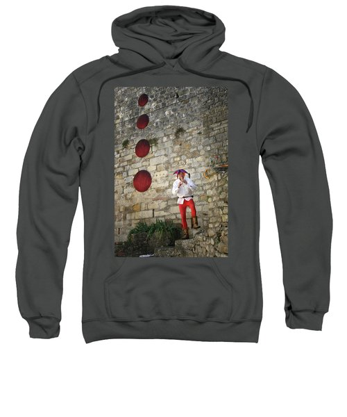 Red Piper Sweatshirt