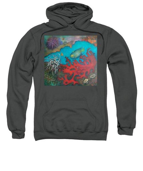Red Reef Sweatshirt