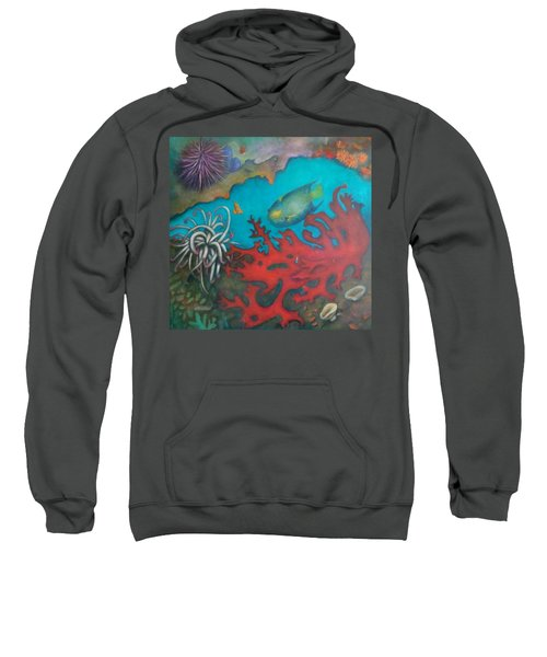 Red Reef Sweatshirt