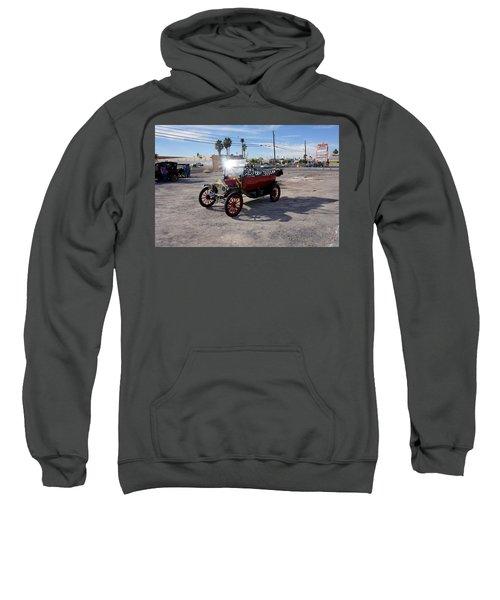 Red Roadster Sweatshirt