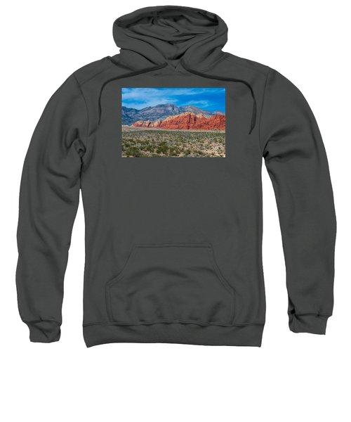 Red Rock Canyon Sweatshirt
