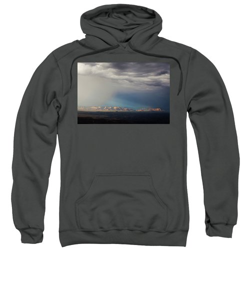 Red Rock Monsoon Sweatshirt
