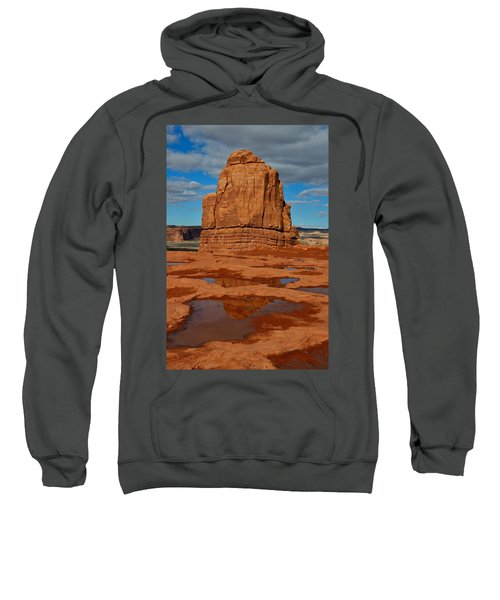 Red Rock Reflection Sweatshirt