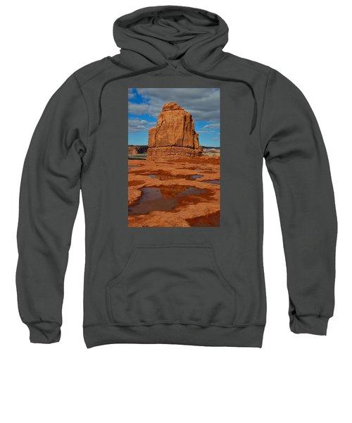 Red Rock Reflection Sweatshirt