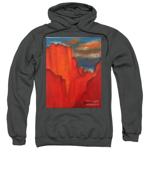 Red Rocks Sweatshirt