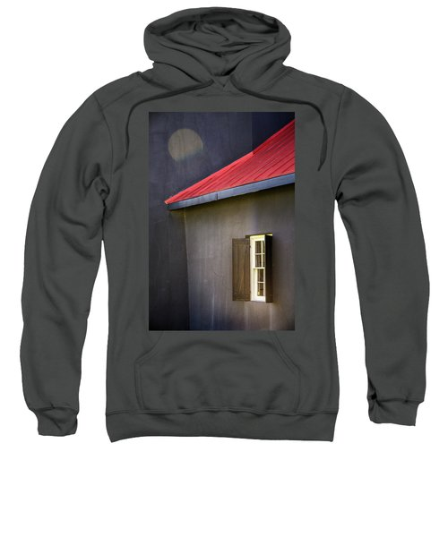Red Roof Sweatshirt