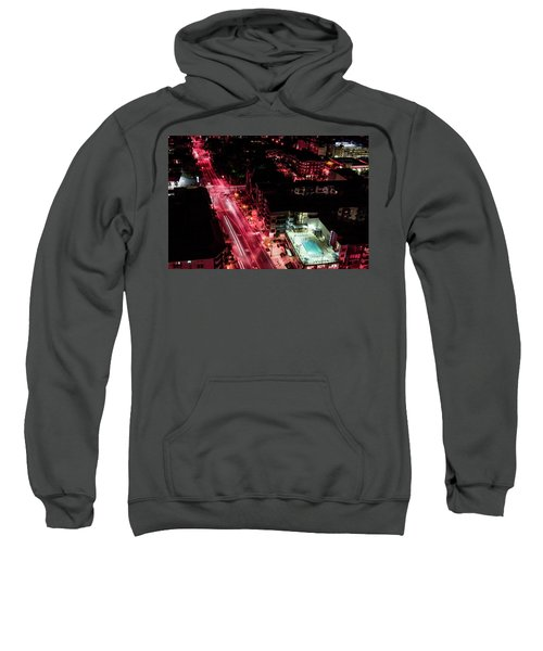 Red Streets Sweatshirt