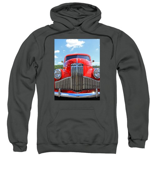 Red Studebaker Sweatshirt