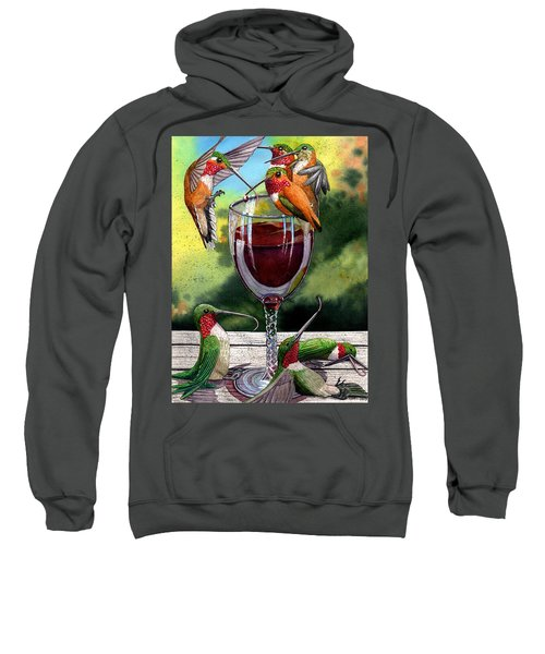 Red Winos Sweatshirt