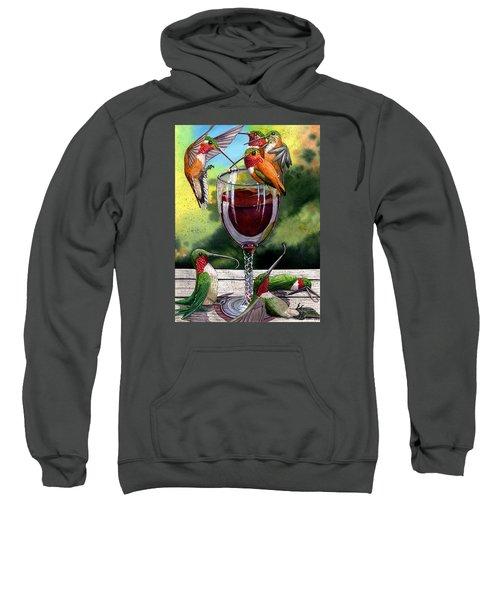 Red Winos Sweatshirt