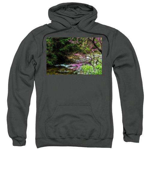Redbud And River Sweatshirt