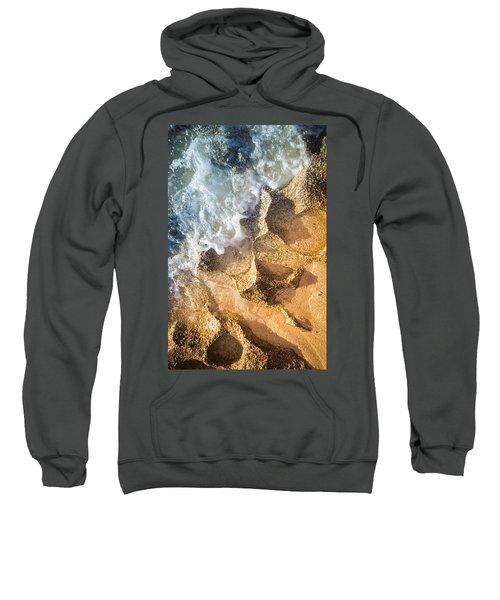Reefy Textures Sweatshirt