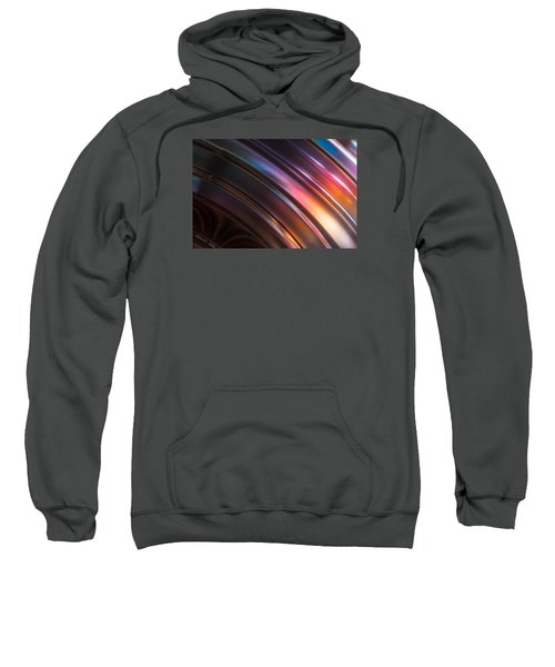Reflection Of Socks Sweatshirt