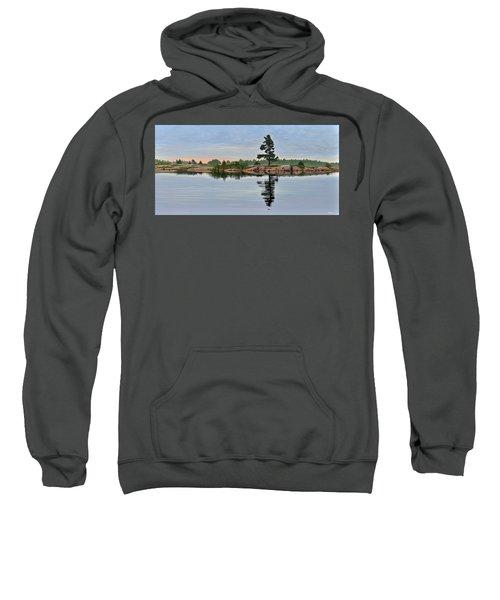 Reflection On The Bay Sweatshirt