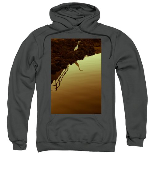 Elegant Bird Sweatshirt