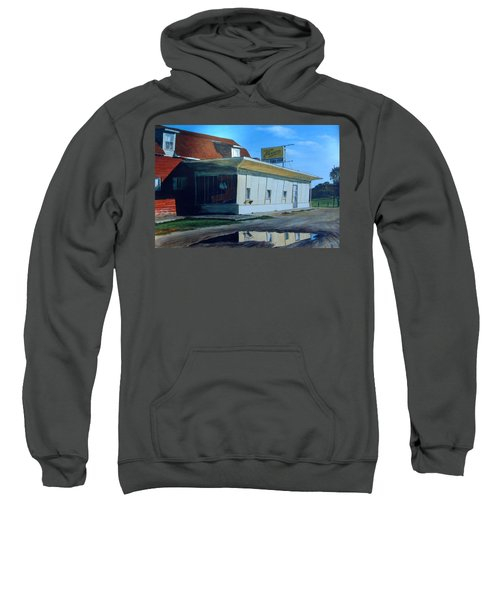 Reflections Of A Diner Sweatshirt