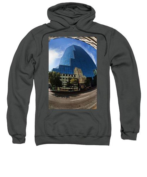Reflections Of Fort Worth Sweatshirt