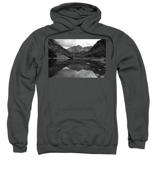 Reflections Of Maroon Bells Sweatshirt