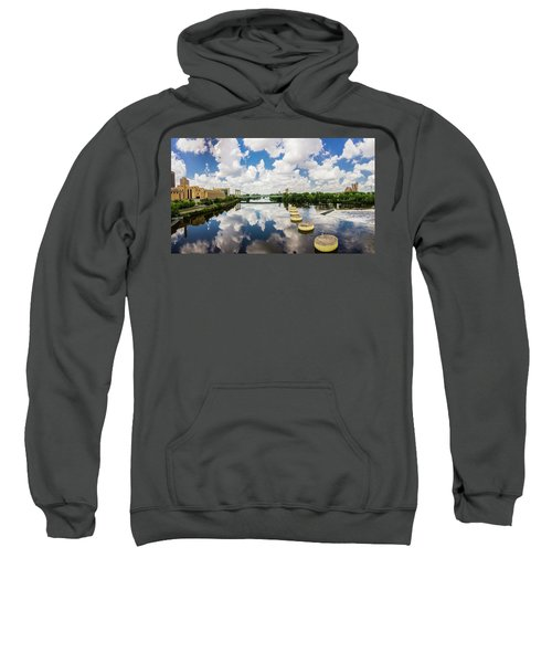 Reflections Of Minneapolis Sweatshirt