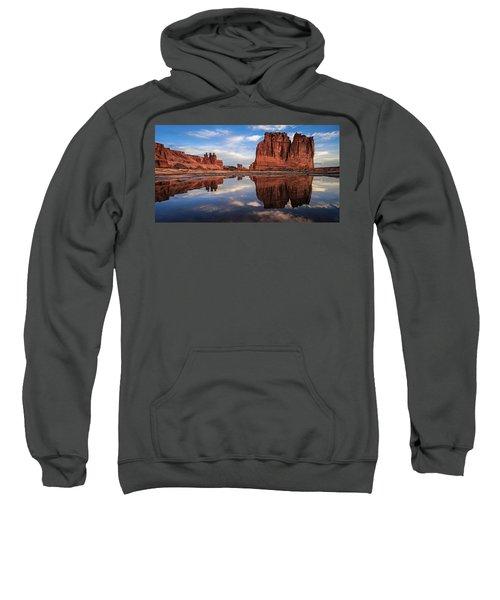 Reflections Of Organ Sweatshirt