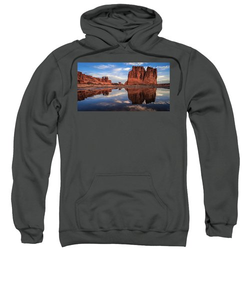 Reflections Of Organ Sweatshirt