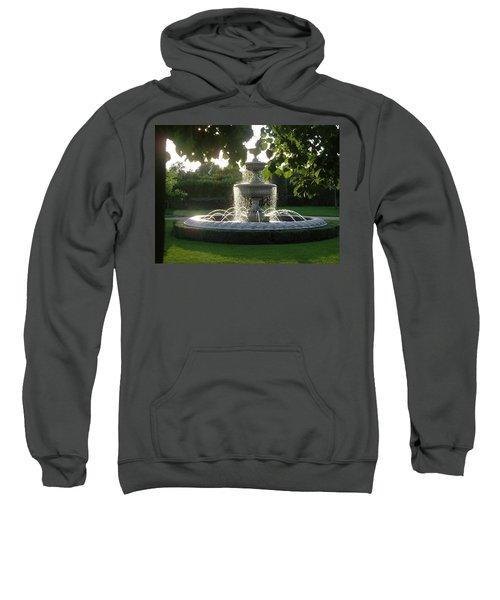 Regents Park Fountain Sweatshirt