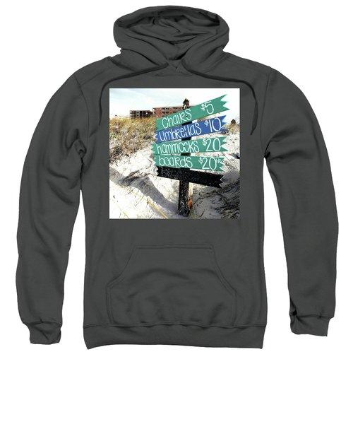 Relax For Twenty Sweatshirt