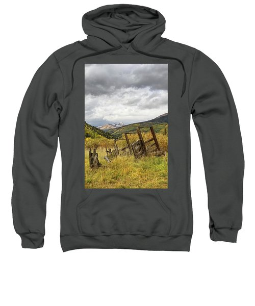Remains Of A Corral Sweatshirt
