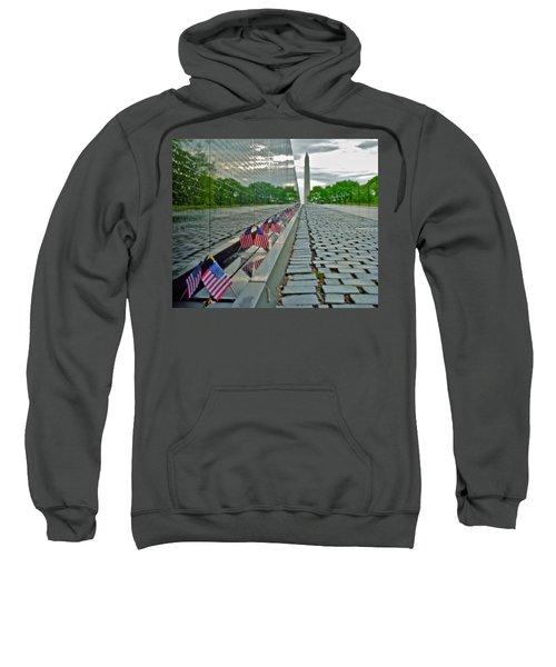 Remembrance Of Patriotism Sweatshirt