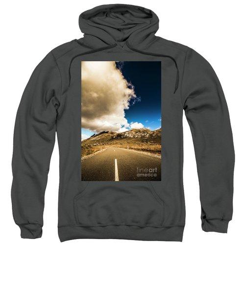Remote Rural Roads Sweatshirt