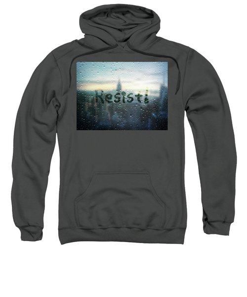 Resistance Foggy Window Sweatshirt