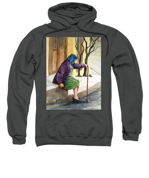 Resting Sweatshirt