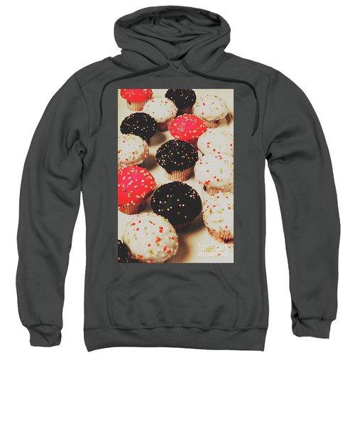 Retro Cake Stand Sweatshirt