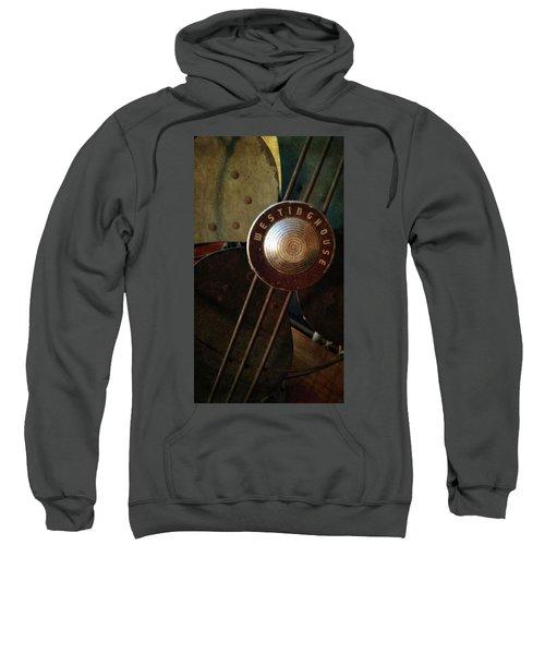 Classic Desk Fan  Sweatshirt by Michelle Calkins