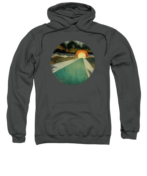 Retro Sunset Sweatshirt