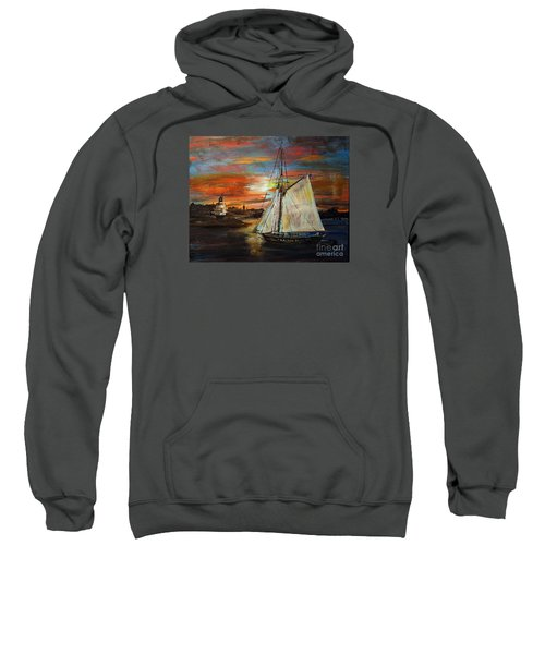 Returning Home Sweatshirt