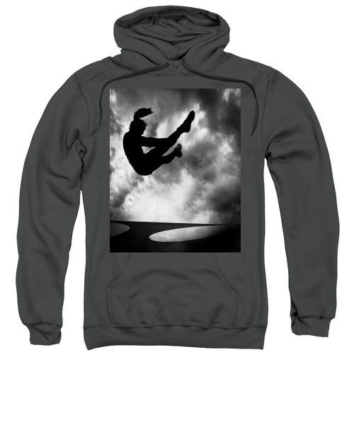 Returning To Earth Sweatshirt