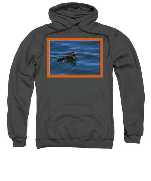 Rhinocerous Sweatshirt by BYETPhotography