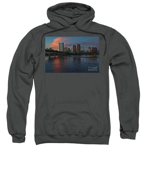 Richmond Dusk Skyline Sweatshirt