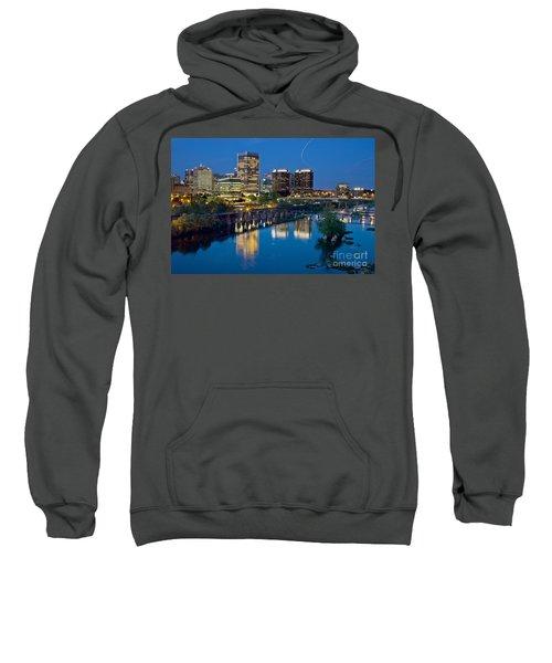 Richmond Skyline Helo Trail Sweatshirt