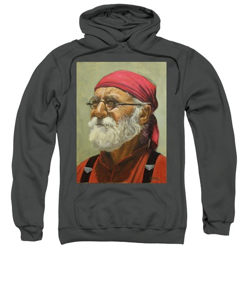 Rickabod At High Noon Sweatshirt