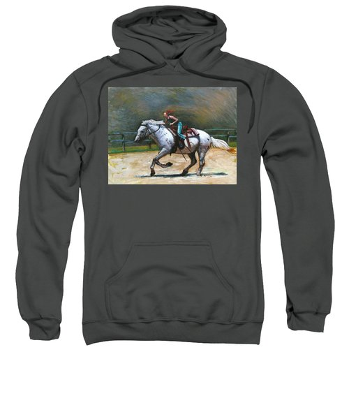 Riding Dollar Sweatshirt