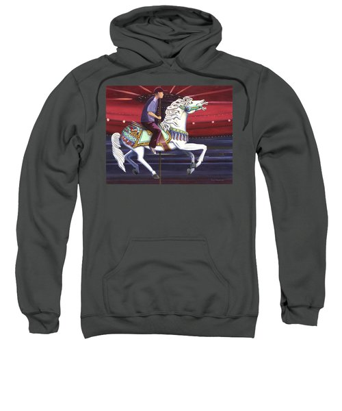 Riding The Carousel Sweatshirt