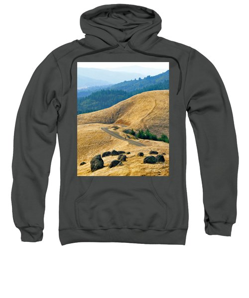 Riding The Mountain Sweatshirt