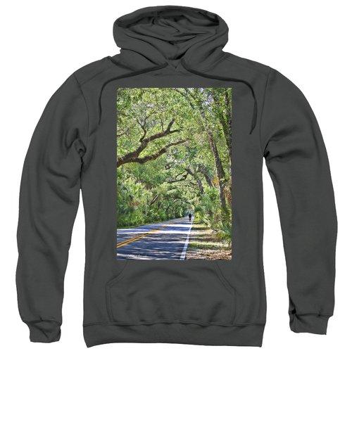 Riding The Ormond Loop Sweatshirt