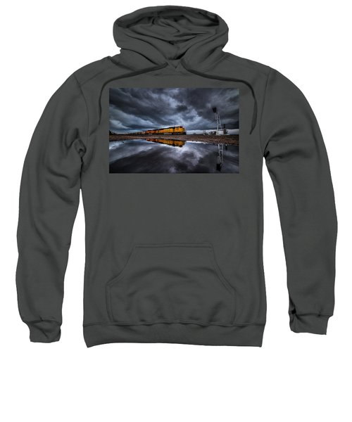 Riding The Storm Out Sweatshirt