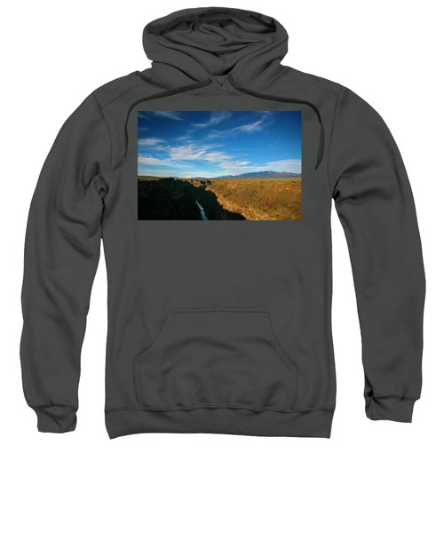 Rio Grande Gorge Nm Sweatshirt