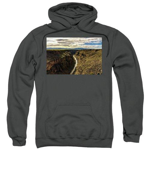 Rio Grande Gorge  Sweatshirt
