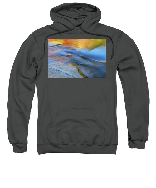 Ripples Flow Swift River Nh Sweatshirt