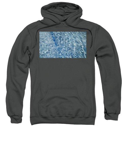 Ripples Of Summer Sweatshirt